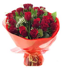 Şırnak çiçek servisi , çiçekçi adresleri  11 adet kimizi gülün ihtisami buket modeli