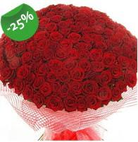 151 adet sevdiğime özel kırmızı gül buketi  Şırnak internetten çiçek siparişi