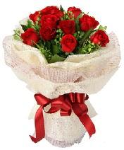 12 adet kırmızı gül buketi  Şırnak çiçek servisi , çiçekçi adresleri