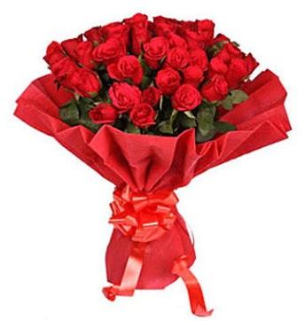 41 adet gülden görsel buket  Şırnak hediye çiçek yolla