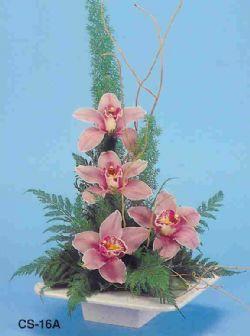 Şırnak ucuz çiçek gönder  vazoda 4 adet orkide