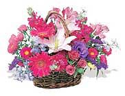küçük karisik özel sepet   Şırnak kaliteli taze ve ucuz çiçekler