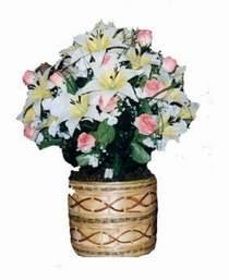 yapay karisik çiçek sepeti   Şırnak güvenli kaliteli hızlı çiçek