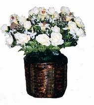 yapay karisik çiçek sepeti   Şırnak 14 şubat sevgililer günü çiçek