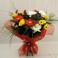 Şırnak internetten çiçek satışı  Karisik mevsim demeti