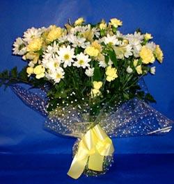 Şırnak internetten çiçek satışı  sade mevsim demeti buketi sade ve özel