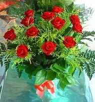 12 adet gül buketi  Şırnak çiçek servisi , çiçekçi adresleri