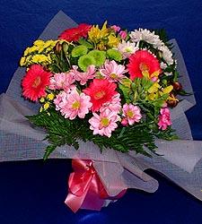 karisik sade mevsim demetligi   Şırnak çiçek online çiçek siparişi