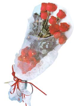 11 adet kirmizi güller buket tanzimi   Şırnak internetten çiçek siparişi