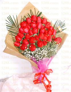 13 adet kirmizi gül buketi   Şırnak çiçek satışı
