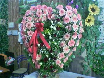 Şırnak çiçek , çiçekçi , çiçekçilik  SEVDIKLERINIZE ÖZEL KALP PANO