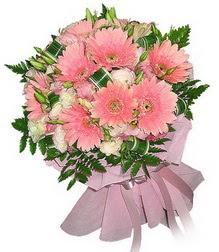 Şırnak anneler günü çiçek yolla  Karisik mevsim çiçeklerinden demet