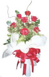 Şırnak internetten çiçek siparişi  7 adet kirmizi gül buketi