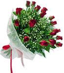 Şırnak çiçek siparişi vermek  11 adet kirmizi gül buketi sade ve hos sevenler