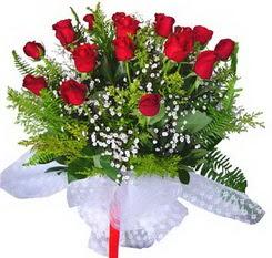 Şırnak hediye çiçek yolla  12 adet kirmizi gül buketi esssiz görsellik
