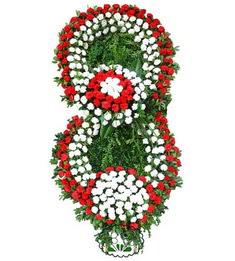 Görsel Cenaze çiçek , cenaze çiçek , çelengi  Şırnak hediye sevgilime hediye çiçek