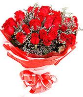 11 adet kaliteli görsel kirmizi gül  Şırnak ucuz çiçek gönder