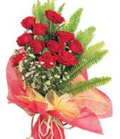 11 adet kaliteli görsel kirmizi gül  Şırnak hediye çiçek yolla