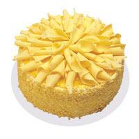 Muzlu pasta 4 ile 6 kisilik yas pasta  Şırnak ucuz çiçek gönder
