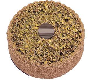 Krokanli 4 ile 6 kisilik yas pasta leziz  Şırnak çiçek , çiçekçi , çiçekçilik