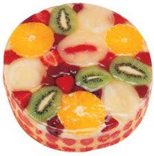 Meyvali 4 ile 6 kisilik yas pasta leziz  Şırnak internetten çiçek satışı