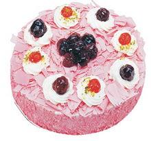 Sahane Tat yas pasta frambogazli yas pasta  Şırnak çiçekçi telefonları