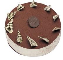 Tirasumulu yas pasta 4 ile 6 kisilik pasta  Şırnak 14 şubat sevgililer günü çiçek