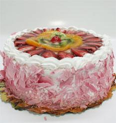 görsel pastacilar 4 ile 6 kisilik yas pasta karisik meyvali  Şırnak kaliteli taze ve ucuz çiçekler
