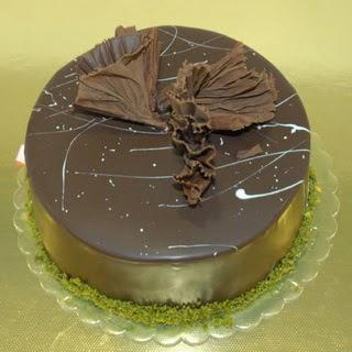 pastaci ustamizdan 4 ile 6 kisilik fistikli çikolatali yaspasta  Şırnak güvenli kaliteli hızlı çiçek