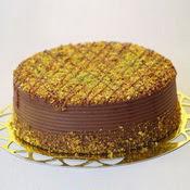 sanatsal pastaci 4 ile 6 kisilik krokan çikolatali yas pasta  Şırnak 14 şubat sevgililer günü çiçek