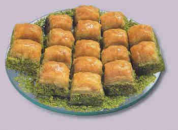 pasta tatli satisi essiz lezzette 1 kilo fistikli baklava  Şırnak cicek , cicekci