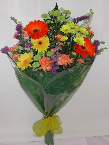 karisik kir çiçek buketi çiçek gönderimi  Şırnak anneler günü çiçek yolla