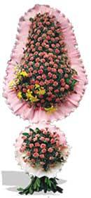 Dügün nikah açilis çiçekleri sepet modeli  Şırnak ucuz çiçek gönder