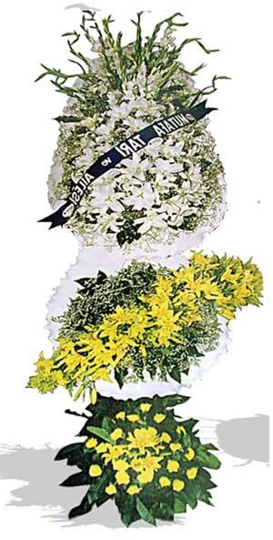 Dügün nikah açilis çiçekleri sepet modeli  Şırnak çiçekçi mağazası