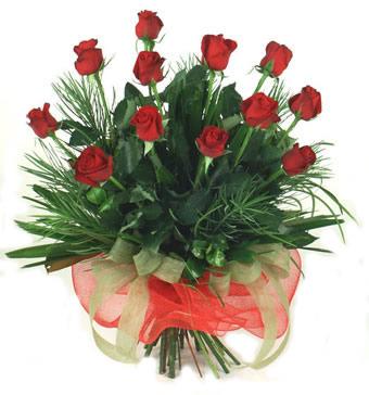 Çiçek yolla 12 adet kirmizi gül buketi  Şırnak çiçek yolla , çiçek gönder , çiçekçi