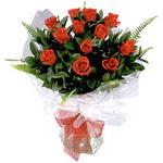 Şırnak çiçekçi mağazası  9 adet güzel bir gül buketi