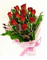 11 adet essiz kalitede kirmizi gül  Şırnak çiçek servisi , çiçekçi adresleri