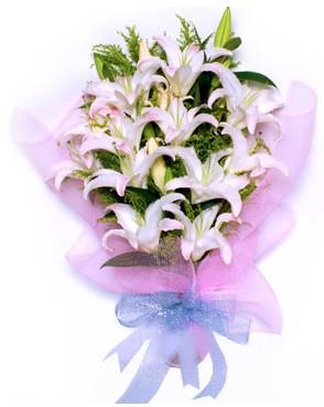 5 dal kazablankadan muhteşem buket  Şırnak internetten çiçek satışı