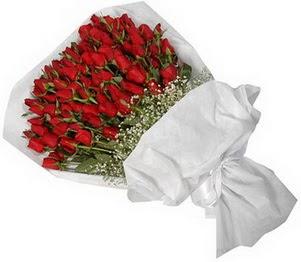Şırnak çiçek gönderme  51 adet kırmızı gül buket çiçeği