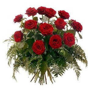 Şırnak çiçek siparişi vermek  15 adet kırmızı gülden buket