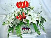 Şırnak yurtiçi ve yurtdışı çiçek siparişi  Anthurim Kazablanka  gül