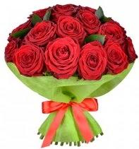11 adet kırmızı gül buketi  Şırnak anneler günü çiçek yolla