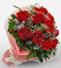 12 adet kırmızı güllerden kaliteli gül  Şırnak cicekciler , cicek siparisi