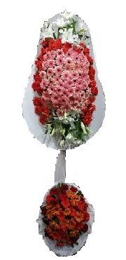 çift katlı düğün açılış sepeti  Şırnak çiçek siparişi vermek