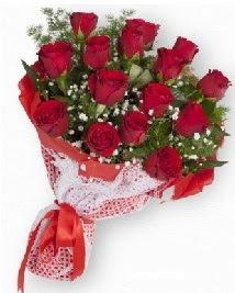 11 kırmızı gülden buket  Şırnak çiçek yolla , çiçek gönder , çiçekçi