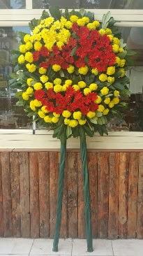 Cenaze çelengi çiçek modeli  Şırnak yurtiçi ve yurtdışı çiçek siparişi