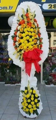 Çift katlı düğün nikah açılış çiçeği  Şırnak çiçek yolla , çiçek gönder , çiçekçi