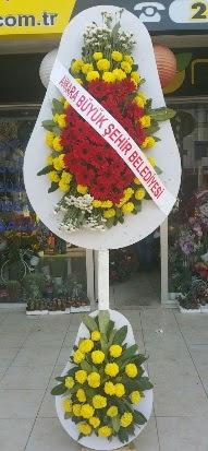 Çift katlı düğün nikah açılış çiçek modeli  Şırnak çiçekçiler