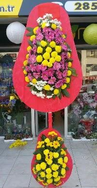 Çift katlı düğün nikah açılış çiçek modeli  Şırnak uluslararası çiçek gönderme