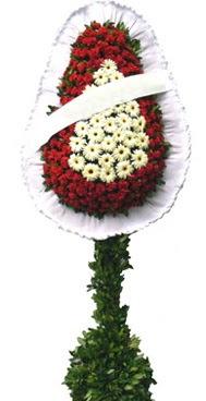 Çift katlı düğün nikah açılış çiçek modeli  Şırnak çiçek gönderme